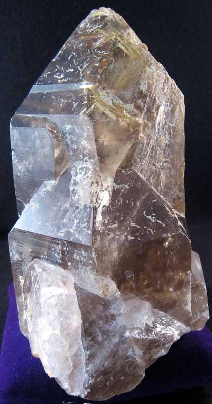Millennium Minerals Rutilated Quartz